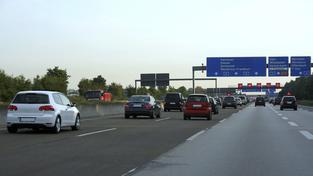 Ilustrační foto: Na německých dálnicích budou muset platit i čeští řidiči osobních vozů