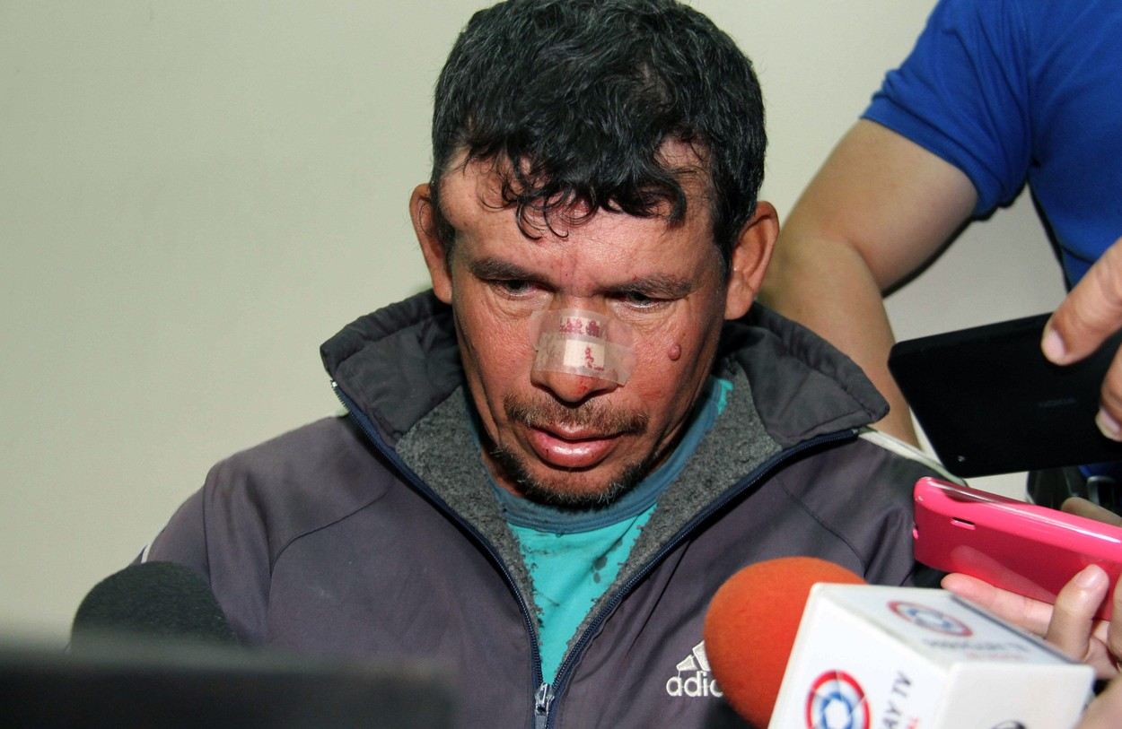 Paraguay zatkla muže, který znásilnil 10letou holčičku