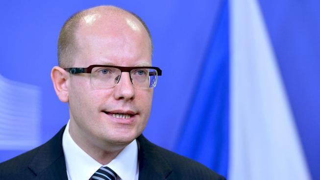 Podle Sobotky není smlouva s Vatikánem pro českou vládu prioritou.