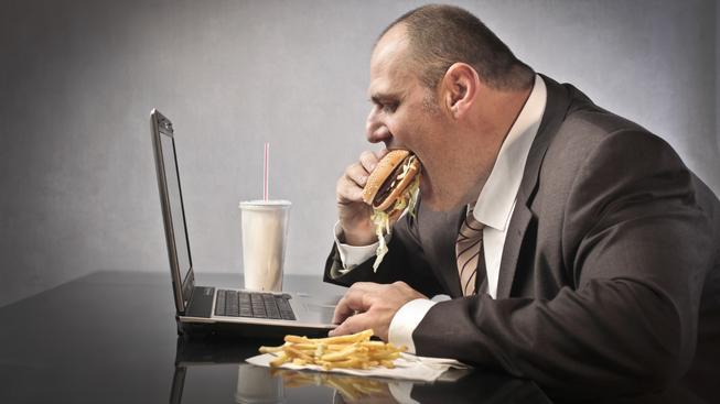 Sedavý způsob života a nezdravá strava jsou příčinou nadměrného výskytu obezity