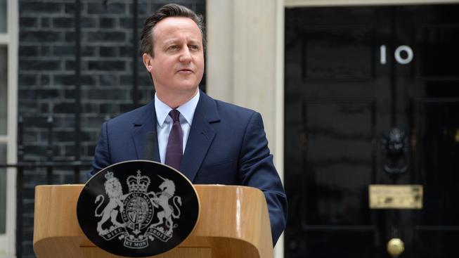 Cameron jmenuje členy vlády, která nemá jistou podporu části konzervativců