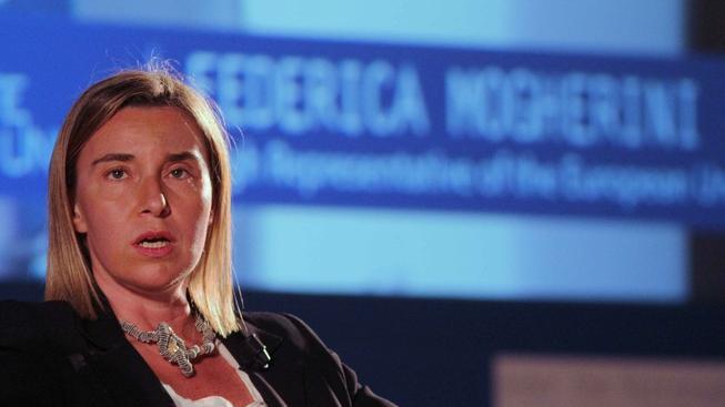 Federica Mogheriniová Radě bezpečnosti OSN předložila několik návrhů na řešení uprchlické krize