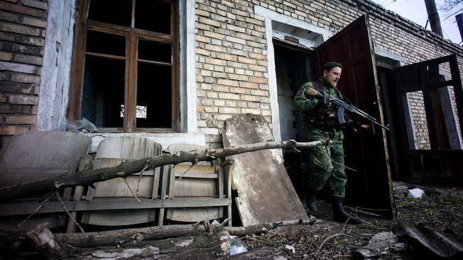 V bojích u Debalceve podle zprávy zemřelo v lednu a únoru 70 ruských vojáků.