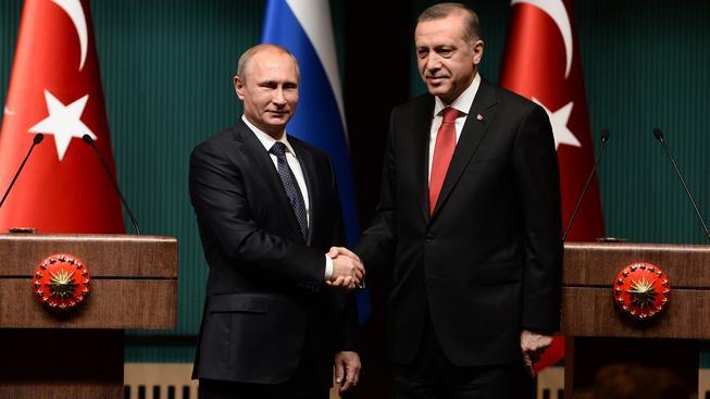 Rusko-turecké spojenectví není pro Evropu příliš dobrou zprávou