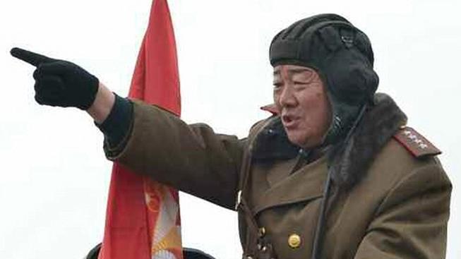 Severokorejský ministr obrany Hjon Jong-čol