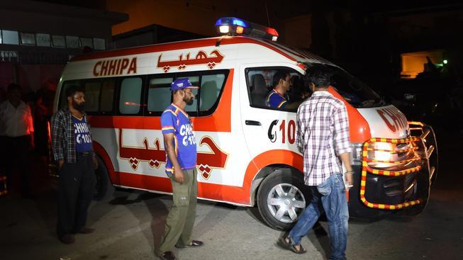Během útoku zemřelo 41 lidí, další byli zraněni (ilustrační snímek)