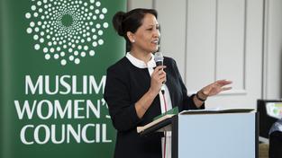 Zakladatelka bradfordské Rady muslimských žen Bana Gorová