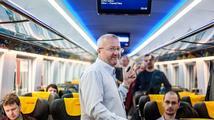 Jančurův RegioJet startuje noční vlakovou linku na Slovensko