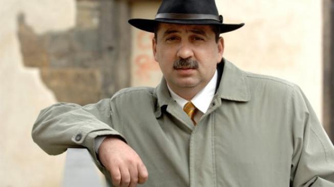 Romský aktivista Ivan Veselý