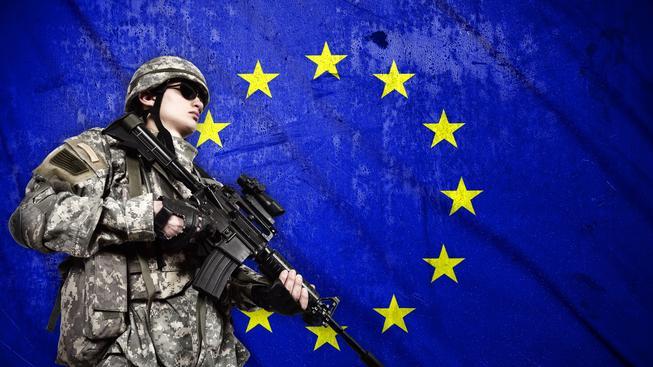 Ilustrační snímek:EU a NATO budou spolupracovat v boji proti konvenční válce využívající nekonvenční prostředky