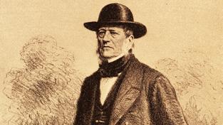 """František Palacký byl vlastenci považován za """"otce vlasti"""""""