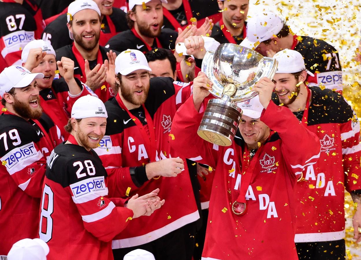 Aktualizováno: Kanada znemožnila Rusy, ve finále si s nimi pohrála 6:1
