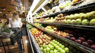Ilustrační foto: Podle ministrů zemědělství V4 supermarkety zneužívají své dominance na trhu