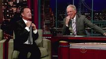 Legendární Letterman, vzor Jana Krause, opouští televizní obrazovky