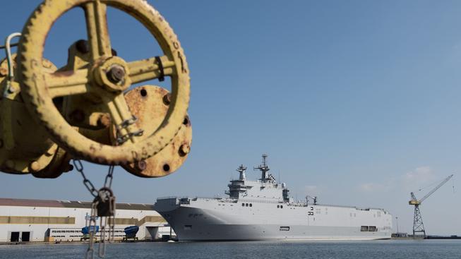 """Francie se pořád nerozhodla, co provede s """"ruskými"""" Mistraly"""