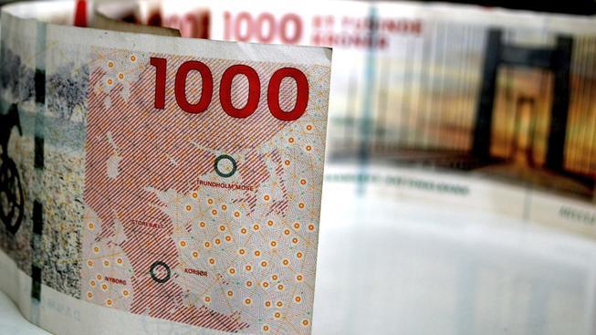Firma si podvodem přišla na stovky tisíc dánských korun