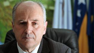Rakouský diplomat Valentin Inzko působil v devadesátých létech v Praze