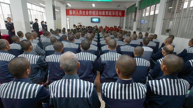 Úředníci si od vězňů museli vyslechnout příběhy, jak se nechali podplatit a skončili za mřížemi (ilustrační snímek)