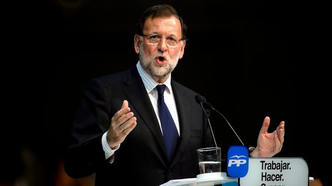 Utrpěli jsme drtivou porážku, přiznal španělský premiér Mariano Rajoy
