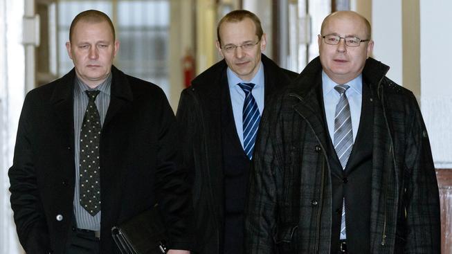 Zpravodajci Páleník, Kovanda, Pohůnek se stejně jako Nagyová dozví verdikt v pátek