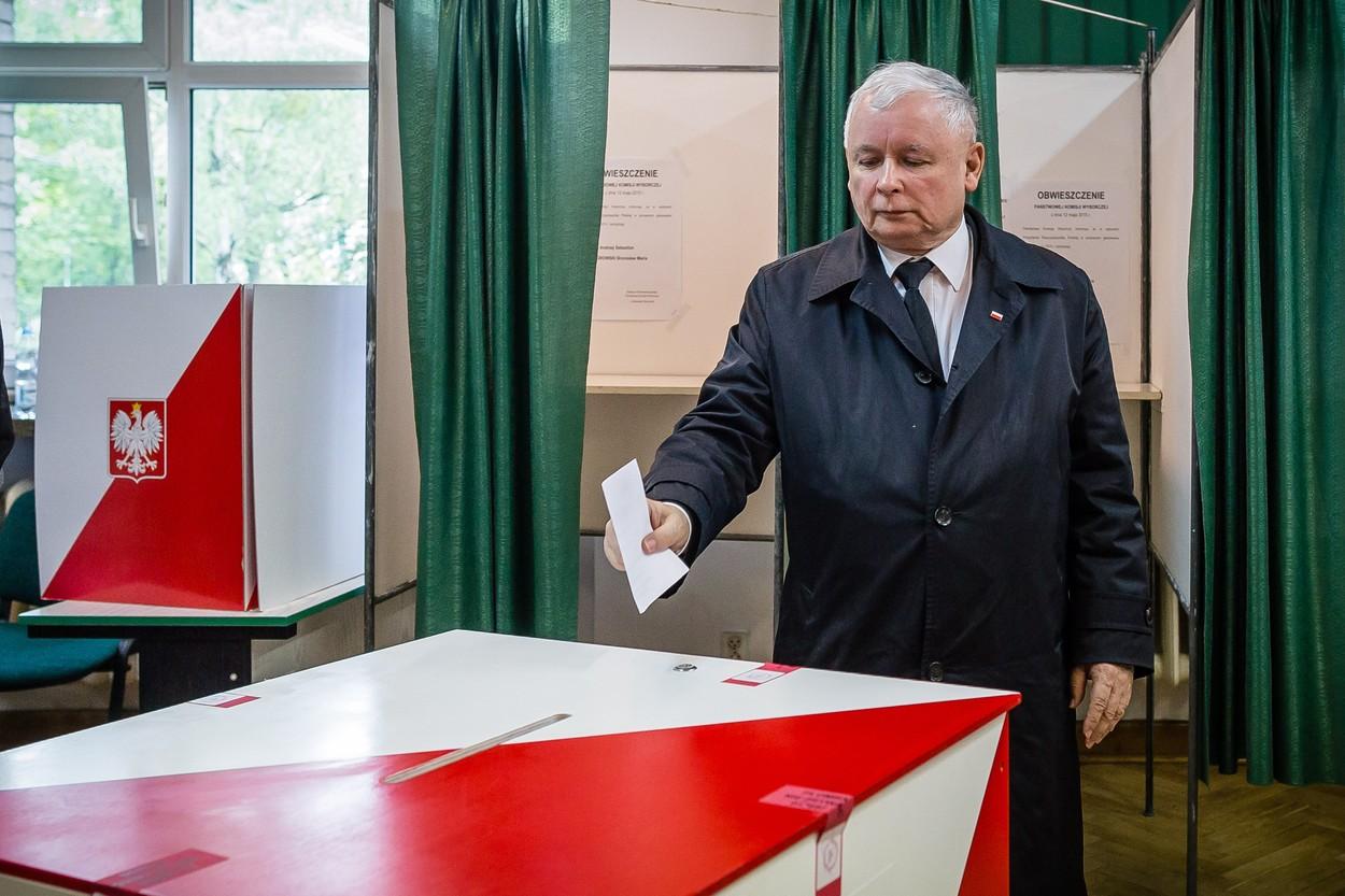 Návrat konzervativního Polska
