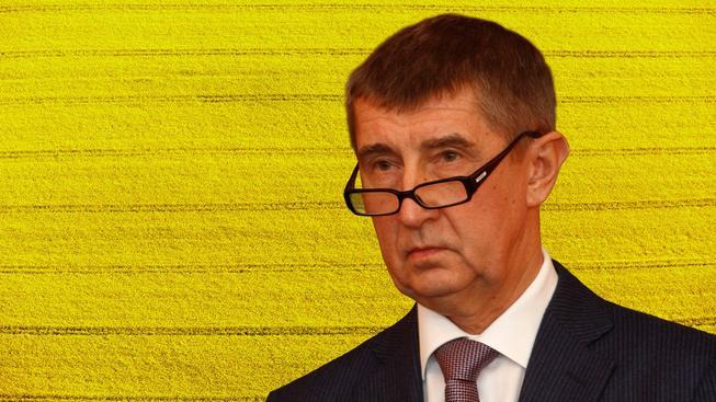 Vy jste mne zplodili, vy - zkorumpovaná pravice, hřímal Andrej Babiš