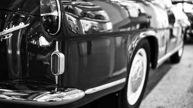 Za staré vozy jsou schopni Pákistánci zaplatit miliony dolarů. Ilustrační snímek