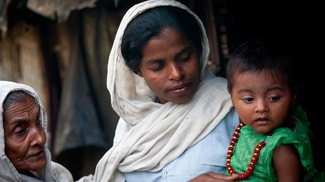 Rohingyové jsou v Bangladéši utlačovaným etnikem