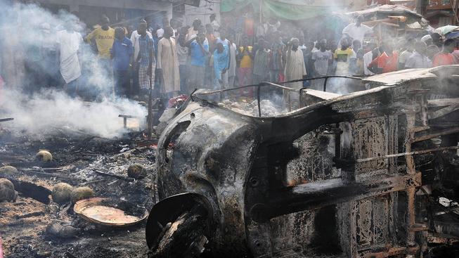 Pumové útoky sebevražedných atentátníků jsou v Nigérii takřka na denním pořádku.