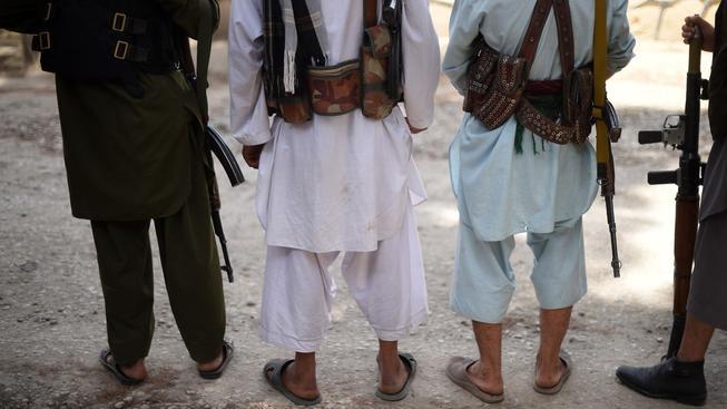 Antitalibanské milice v Afghánistánu