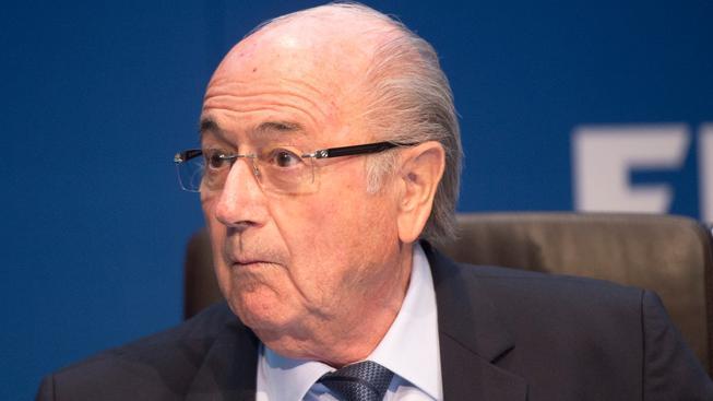 Blatter je kontroverzní postavou světového fotbalu