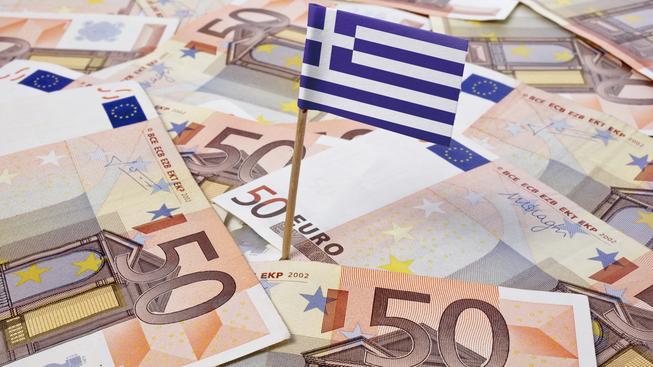 Řecko dluží MMF, EK a ECB přes 7 miliard eur, ilustrační foto
