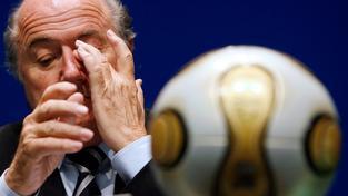 "Blatter má dost času, aby si vybral ""vhodného"" nástupce"