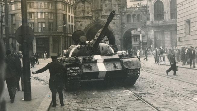 Podle Zemana byla invaze vojsk Varšavské smlouvy v srpnu 1968 zločinem