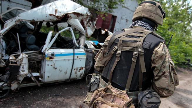 Situace na východě Ukrajiny je zase kritická