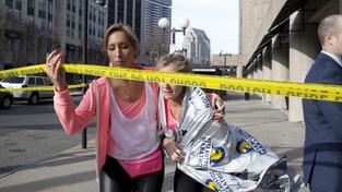 Carnajev odpálil výbušninu během bostonského maratonu v dubnu 2013