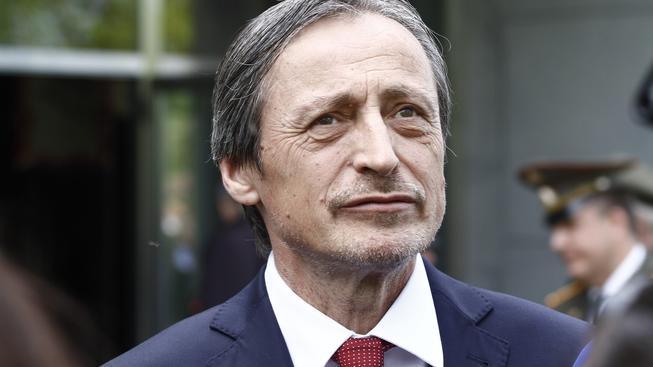 Ministr Martin Stropnický nebyl v době útoku doma