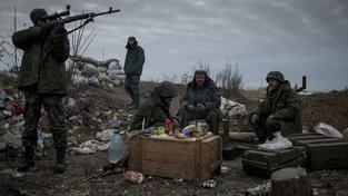 Donbaští povstalci chtějí větší samostatnost a uznávají vládu v Kyjevě