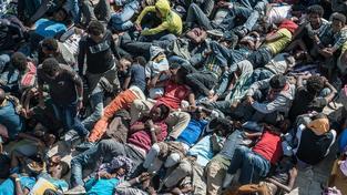 Migrační krize eskalovala v posledních měsících, Itálie a Řecko se ale potýkají s přílivem uprchlíků již řadu let