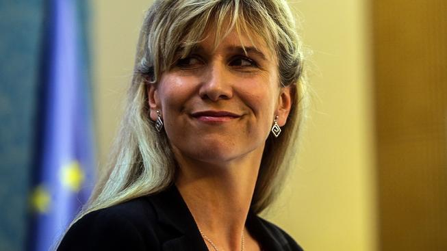 Kateřina Valachová, nová šéfka resortu školství
