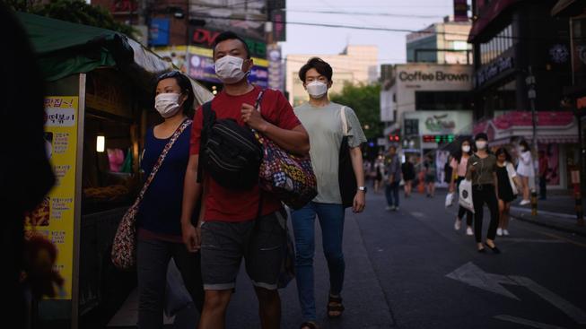 Obavy z šíření viru MERS komplikují obyvatelům Jižní Koree život. Ilustrační foto