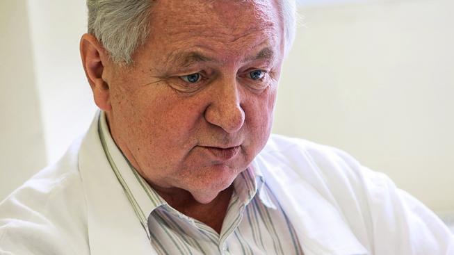 Sexuolog a politik Jaroslav Zvěřina