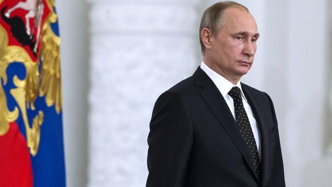 Prezident Putin ve svém projevu připomněl, že Rusko prošlo v historii těžkými zkouškami