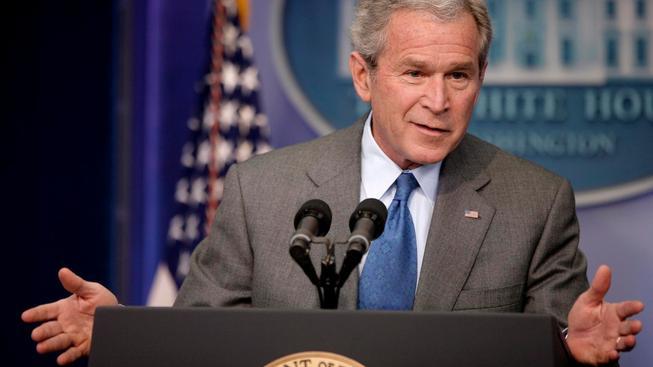S Bushem je větší sranda, než to na první pohled vypadá