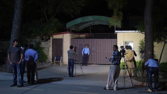 Před několika dny pákistáncké úřady uzavřely budovu Save the Children za velké pozornosti médií
