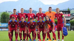 Česká jednadvacítka před posledním přípravným zápasem s Ukrajinou