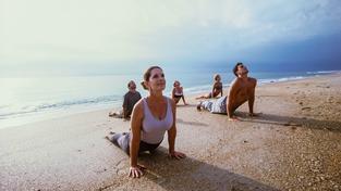 Řeckým duchovním najednou jóga vadí. Ilustrační snímek