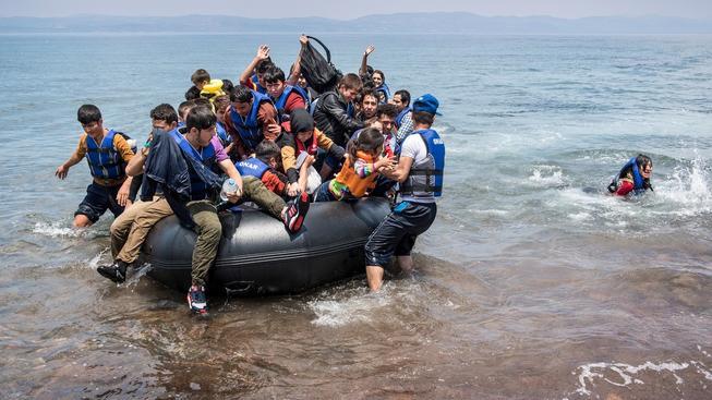Uprchlíci budou mít kvůli makedonskému zákonu cestu do EU volnější
