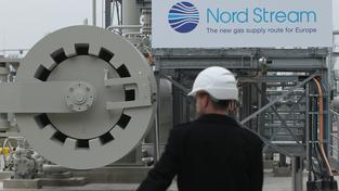 NordStream přivádí ruský plyn do Evropy oklikou mimo Ukrajinu
