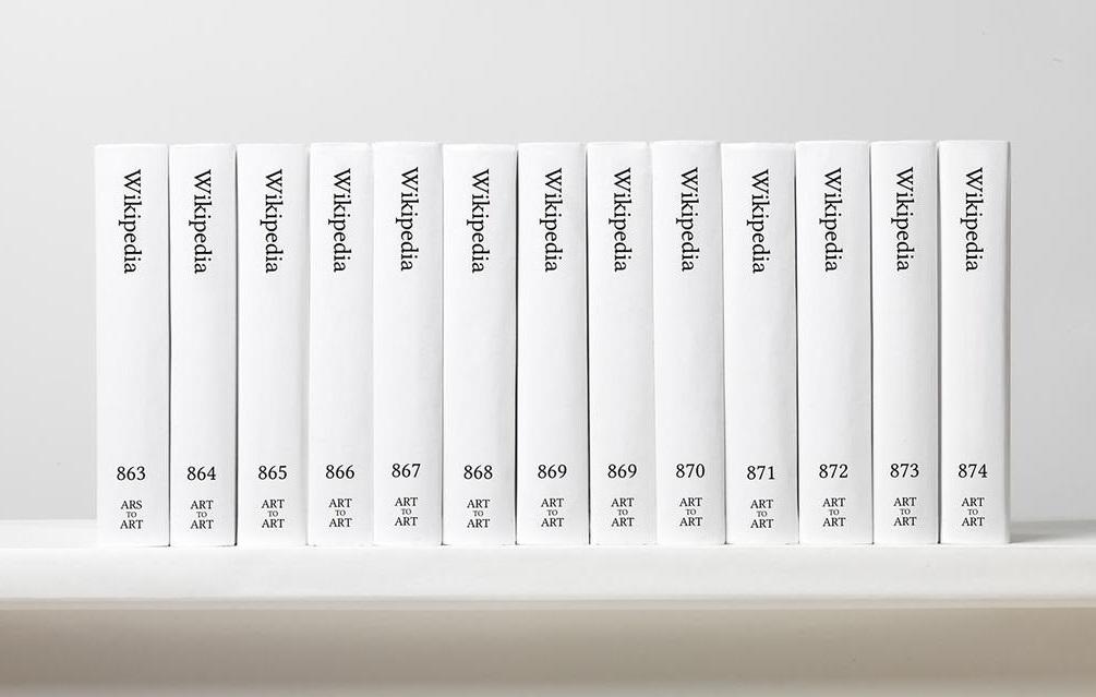 Chcete domů tištěnou Wikipedii? Připravte si půl milionu dolarů